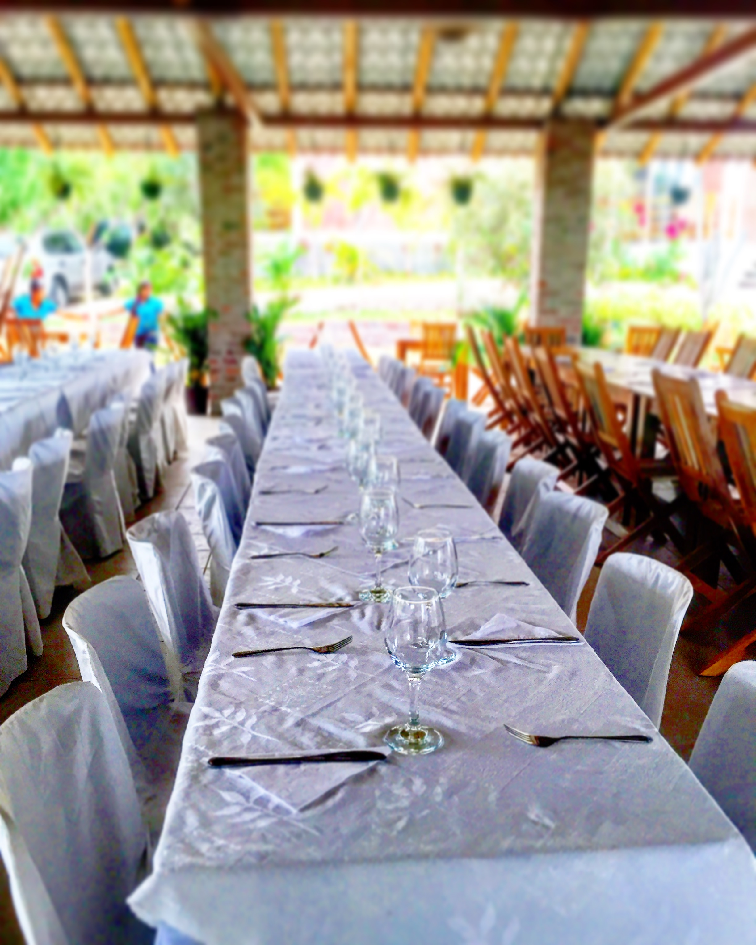 Muyuyo Lodge eventos